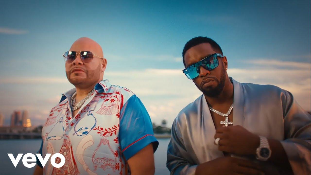 Fat Joe, DJ Khaled, Amorphous – Sunshine (The Light) (Official Video)