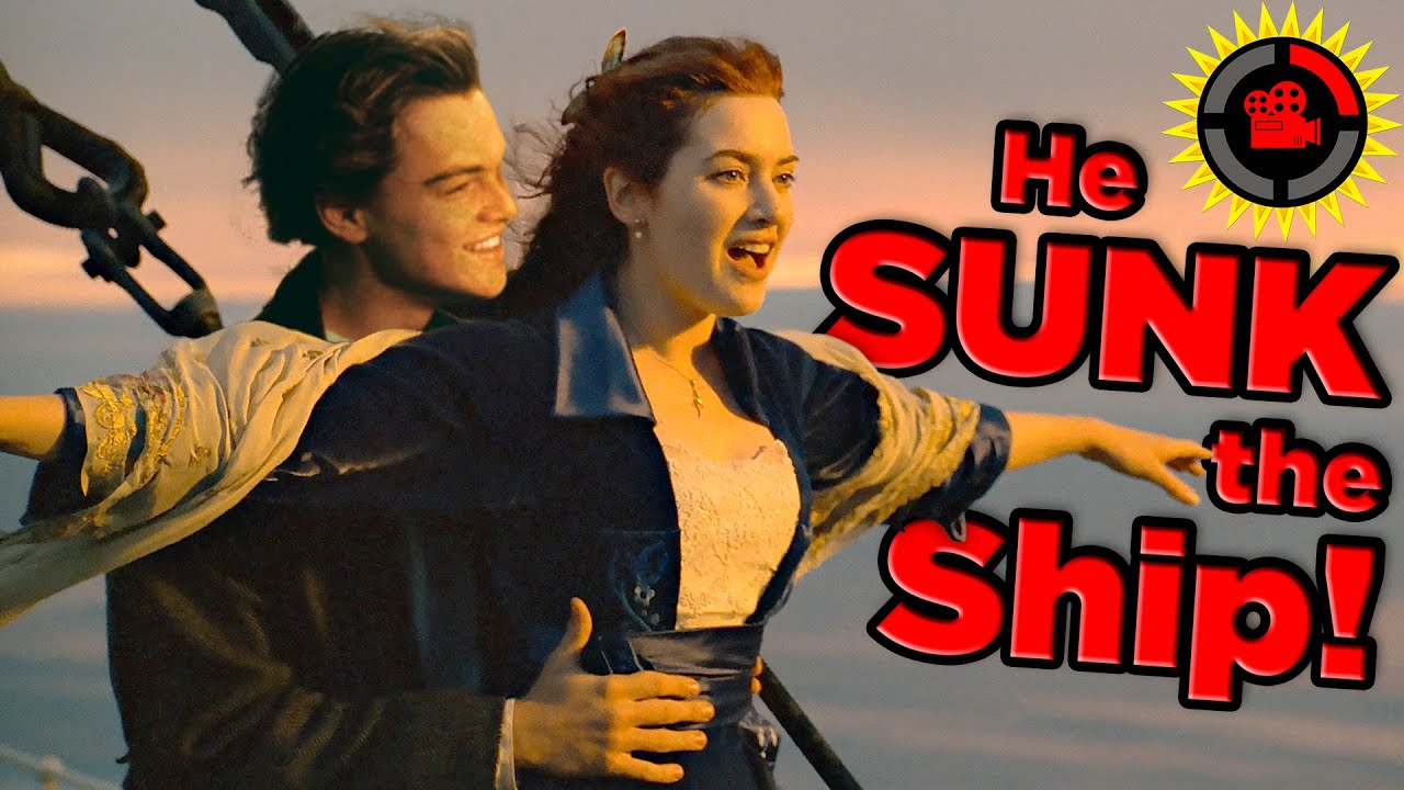 Film Theory: Titanic is about Time Travel… No REALLY!