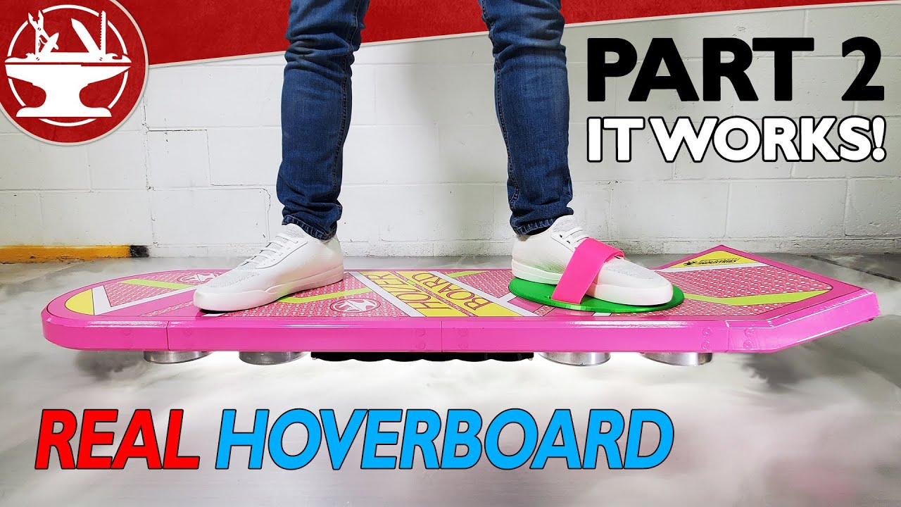 HOVERBOARD TEST! (PART 2/2)