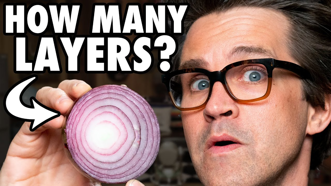 How Many Layers Do Onions Actually Have? (Test)