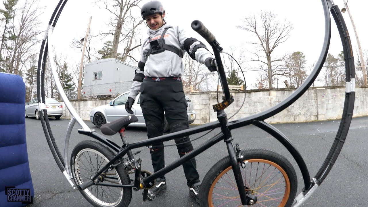 Is This Roller Coaster Bike Actually Going To Work?