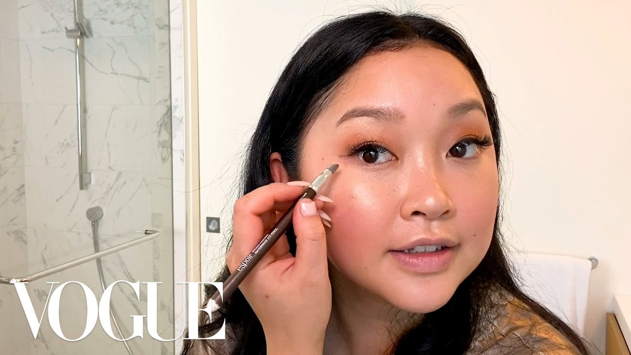"Lana Condor's Guide to K-Beauty and Her ""To All The Boys…"" Blush Trick 