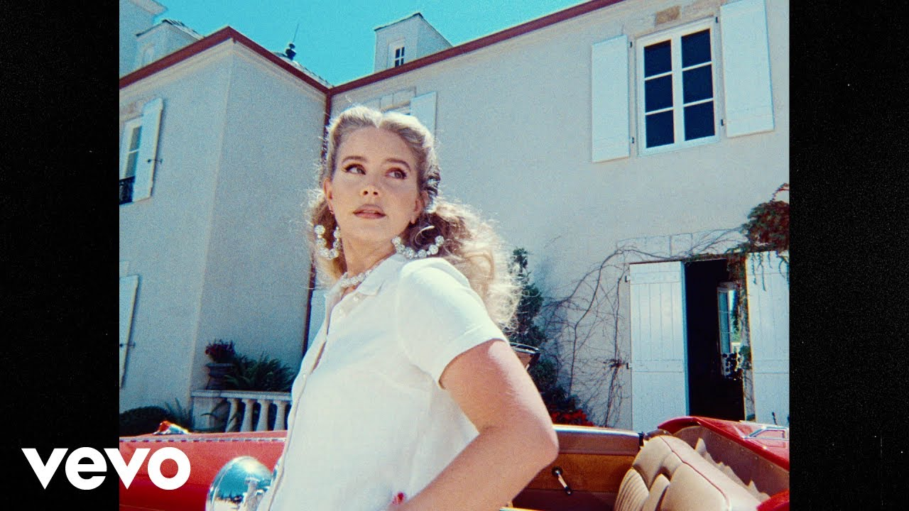 Lana Del Rey – Chemtrails Over The Country Club (Official Video)
