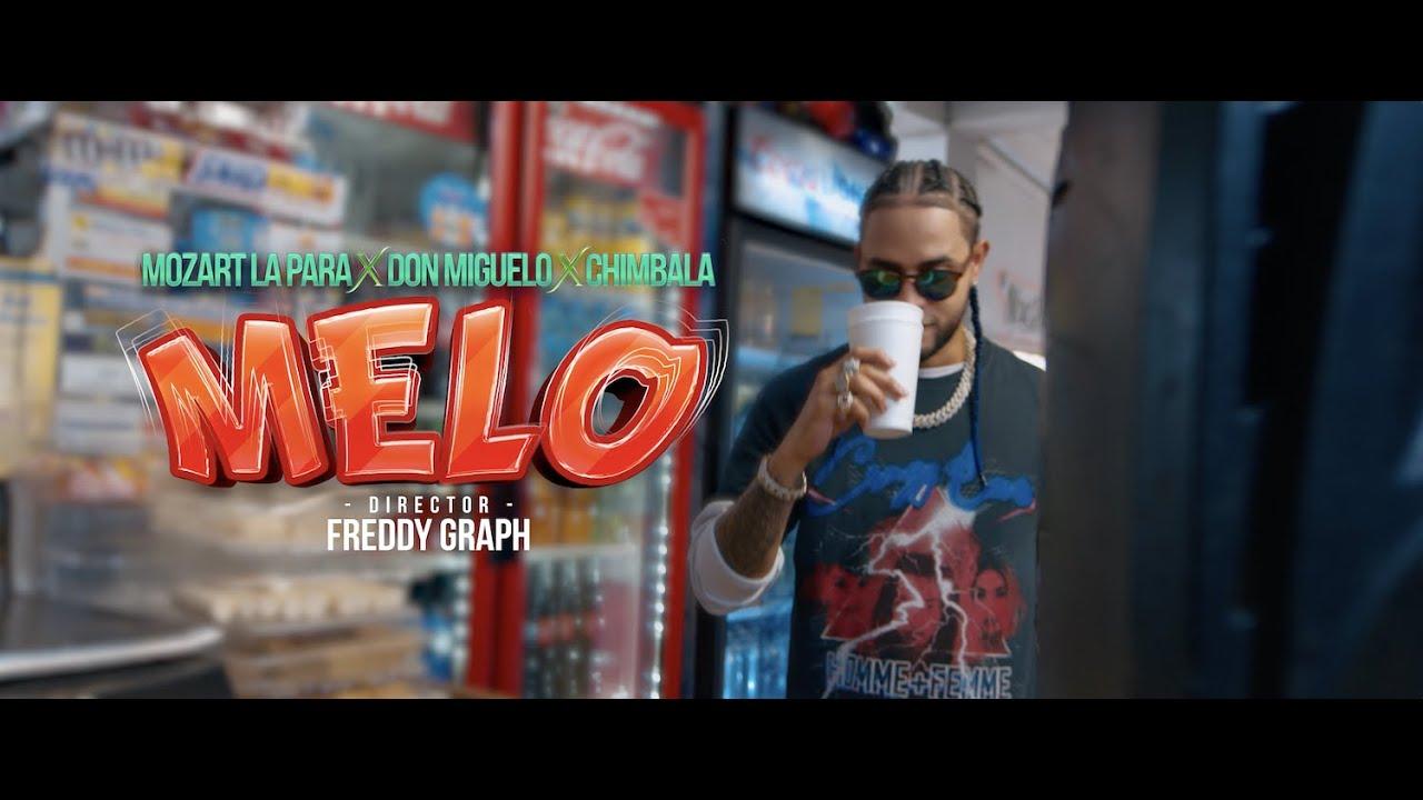 MELO – Mozart La Para, Chimbala, Don Miguelo (Video Oficial)