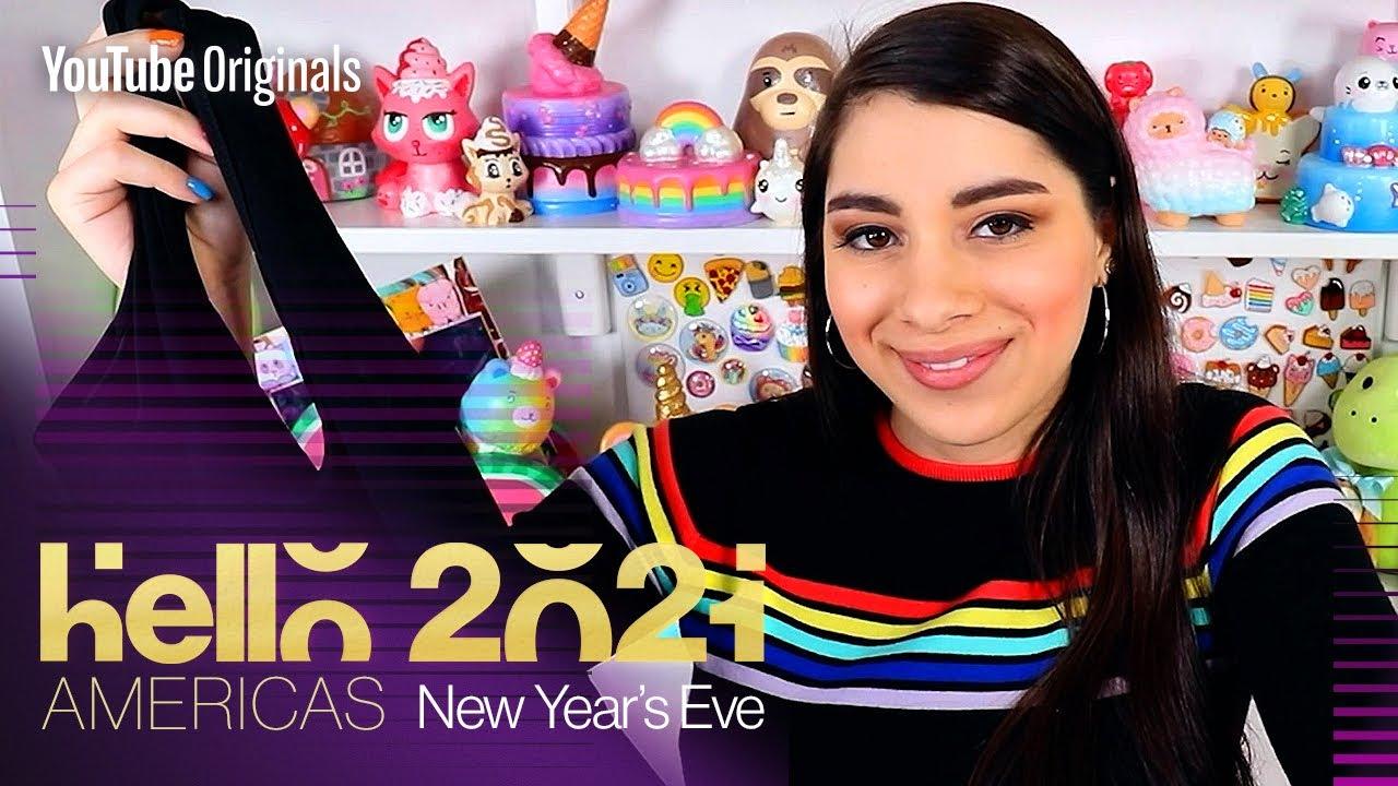Moriah Elizabeth's NYE Dress | Hello 2021: Americas