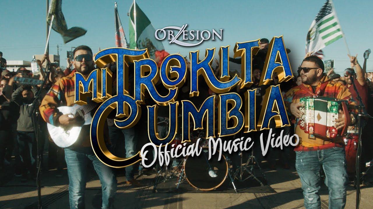 Obzesion – Mi Trokita Cumbia (Official Music Video)
