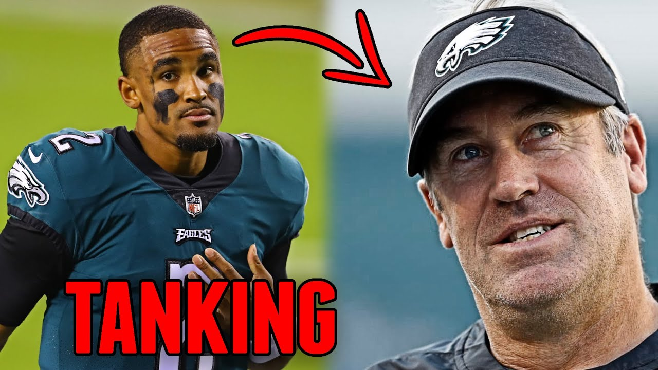 The Philadelphia Eagles Just Tanked a Game on National Television… (Vs. New York Giants)