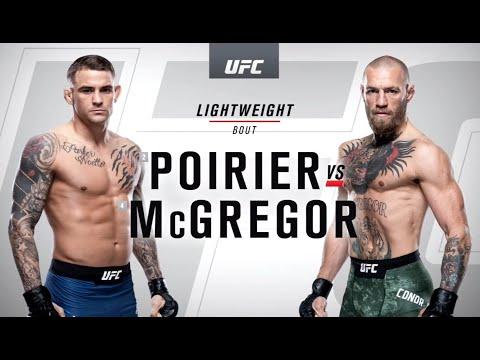 UFC 257: Conor McGregor vs Dustin Poirier Recap