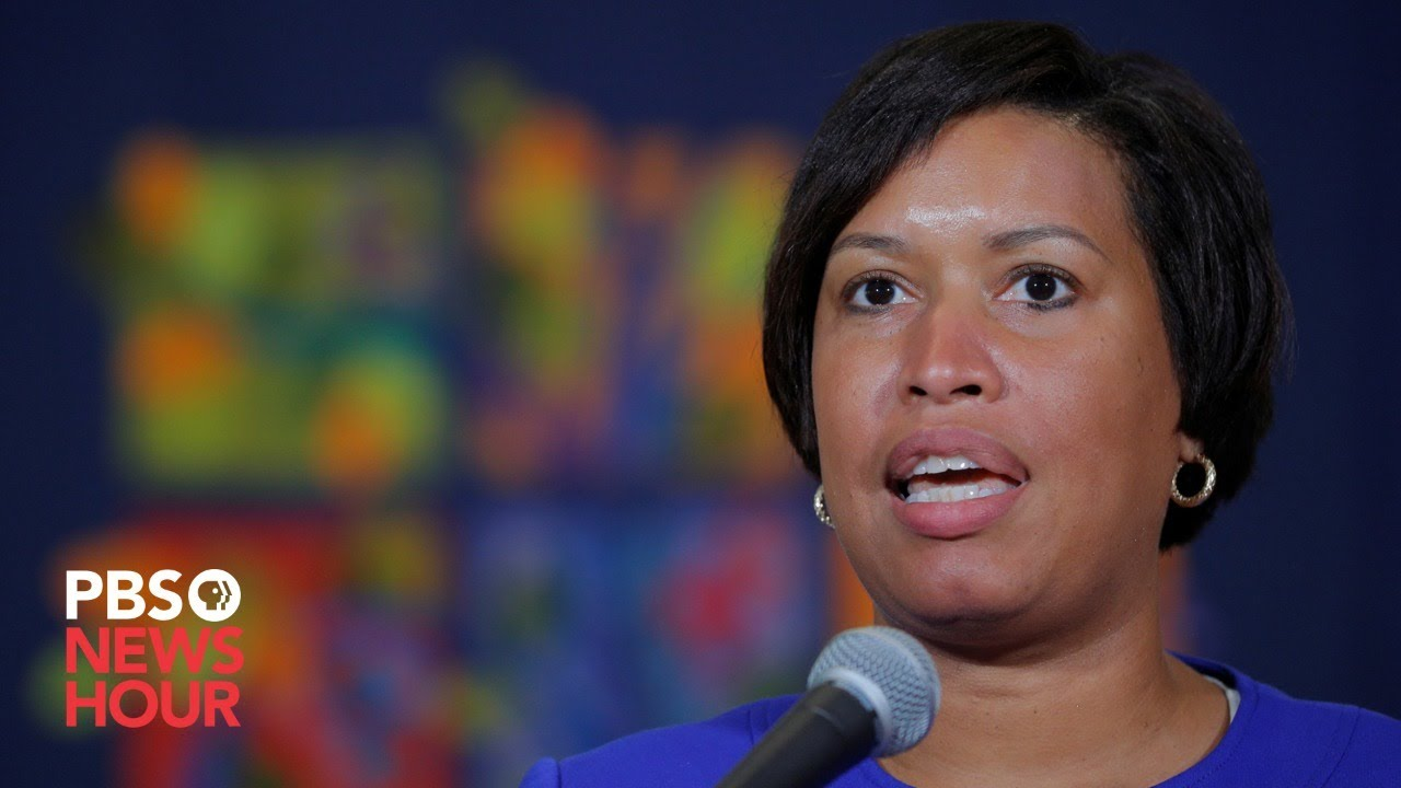 WATCH: DC Mayor Muriel Bowser gives update the day after U.S. Capitol insurrection