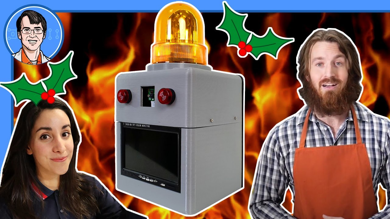 What did I make the HACKSMITH for Christmas?  With Estefannie Explains it All!