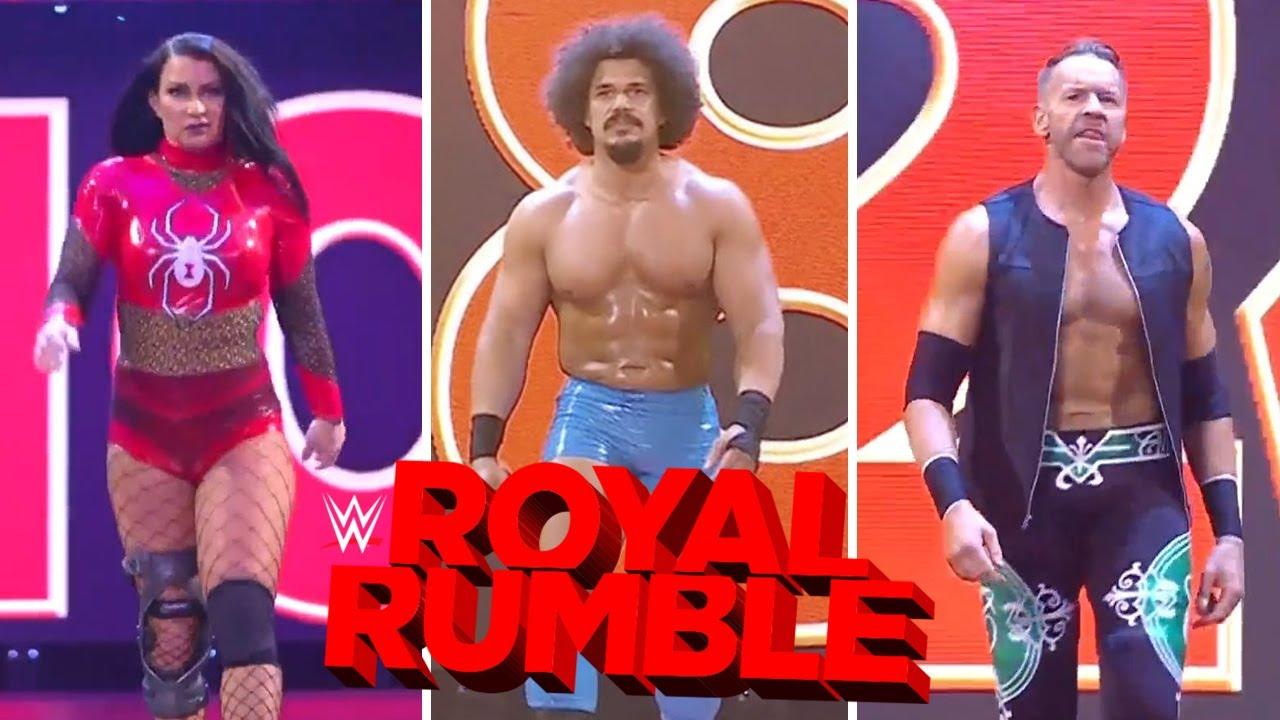 All Shocking Surprise Returns at WWE Royal Rumble 2021