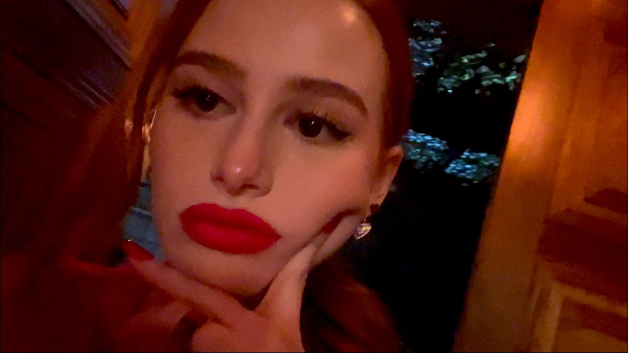 Day in the life when shooting Riverdale | Madelaine Petsch