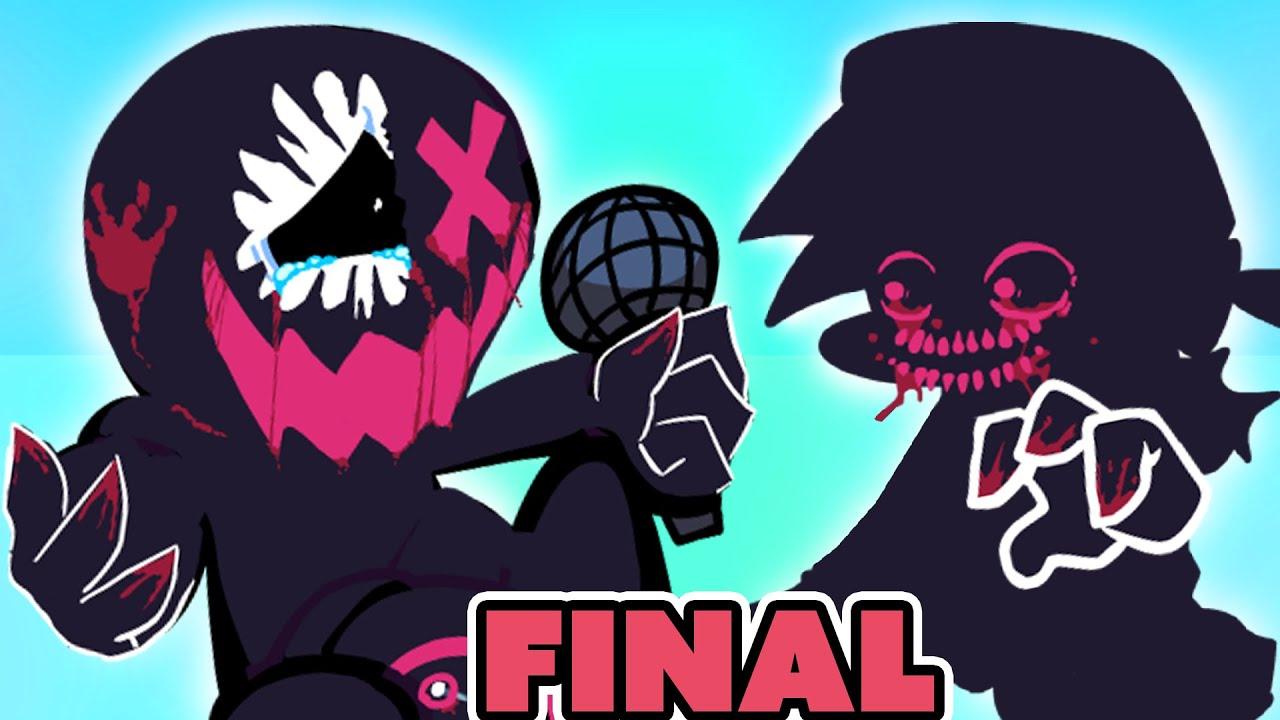 FRIDAY NIGHT FUNKIN' mod EVIL BOYFRIEND vs Corrupt Skid n Pump FINAL BATTLE! (New Song!)