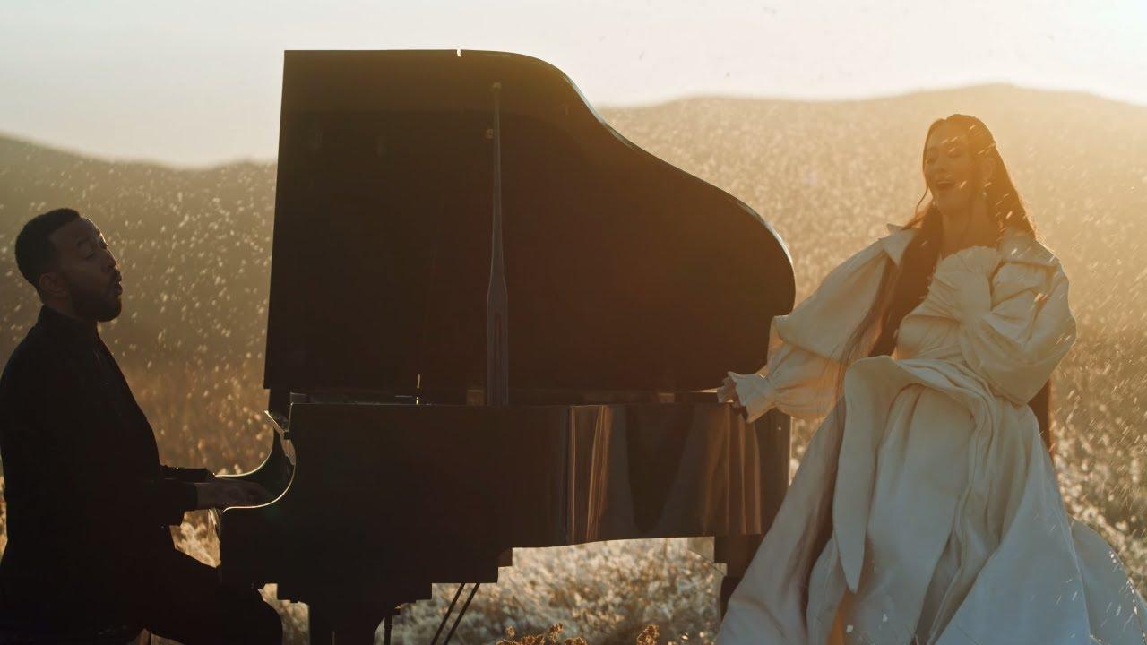 Faouzia & John Legend – Minefields (Official Music Video)
