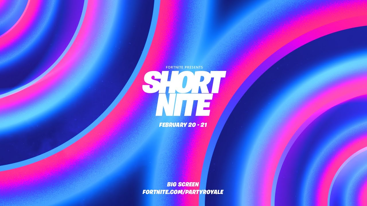 Gather for the Short Nite Film Festival in Fortnite Party Royale!