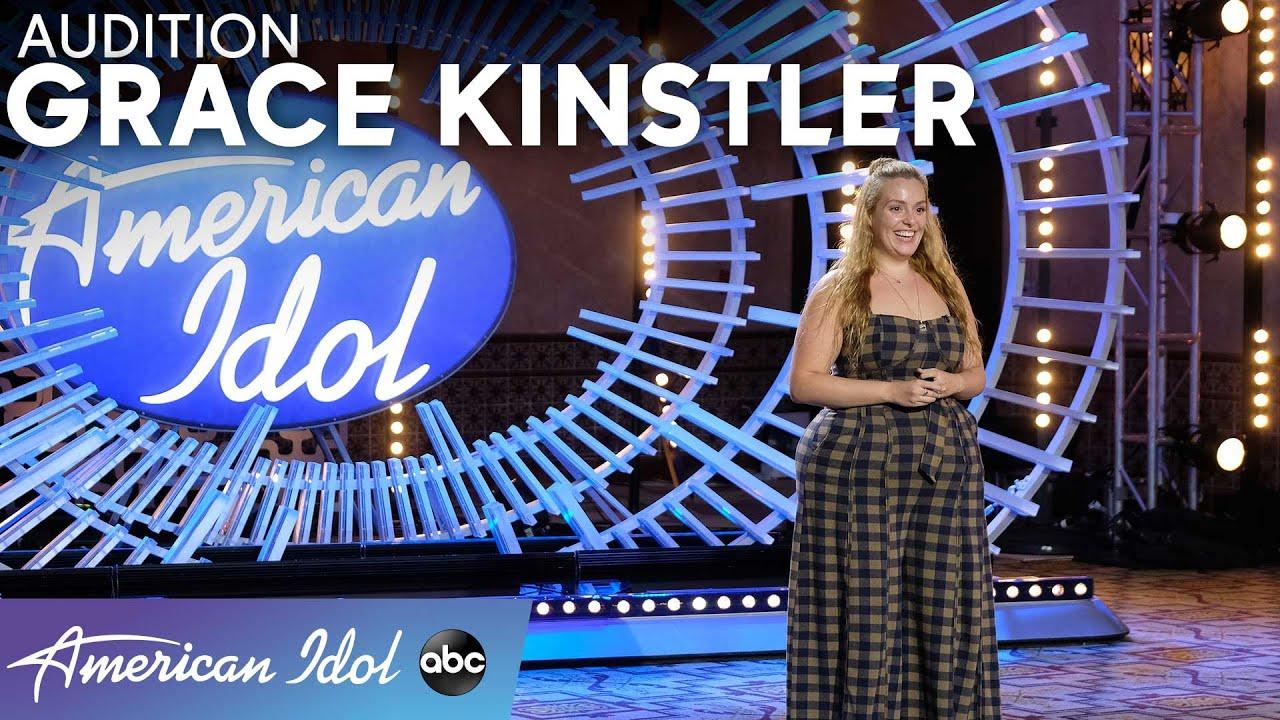 Grace Kinstler's Powerful Voice Brought Luke Bryan To Tears – American Idol 2021