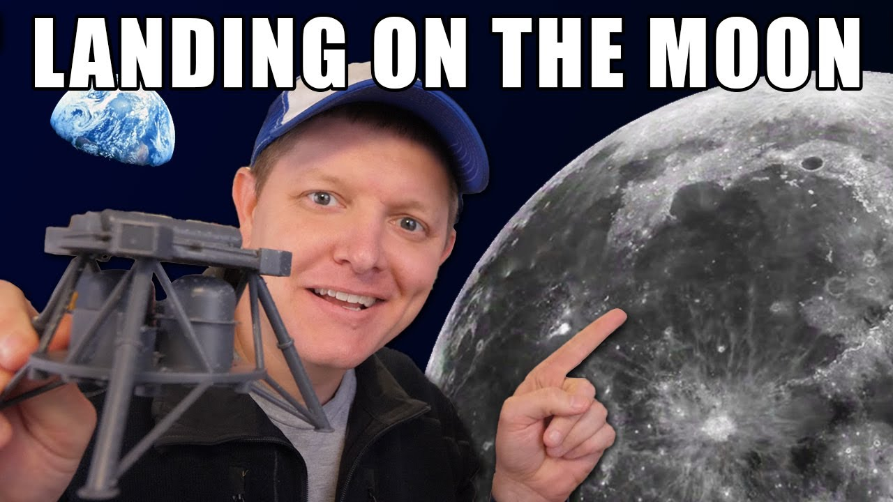 HOW TO LAND ON THE MOON – Smarter Every Day 250