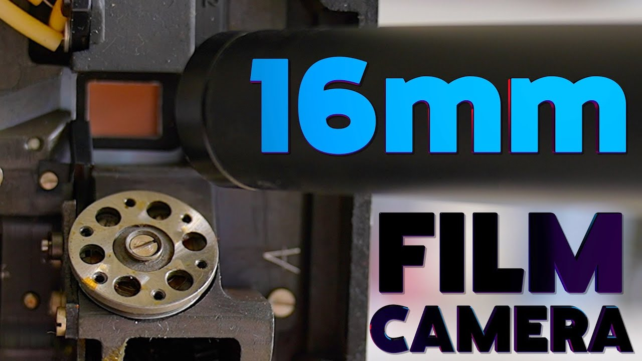 How a Film Camera works in Slow Motion – The Slow Mo Guys