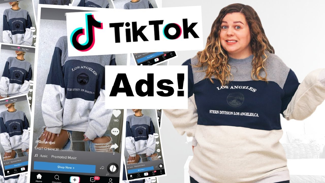 I Bought the First 5 Things TikTok Advertised to Me