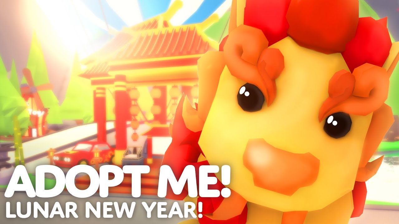 🏮 LUNAR NEW YEAR UPDATE 🏮 Adopt Me! on Roblox