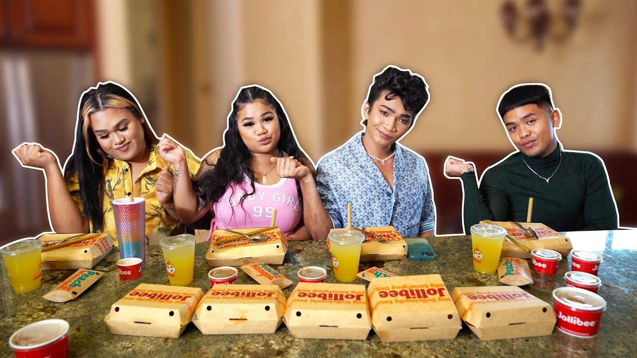 MEET THE CAST – Following BretmanRock Mukbang