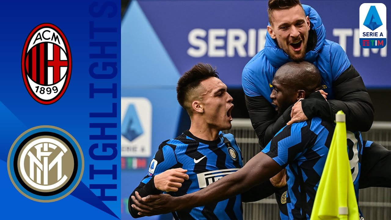 Milan 0-3 Inter | Inter Go Four Points Clear! | Serie A TIM