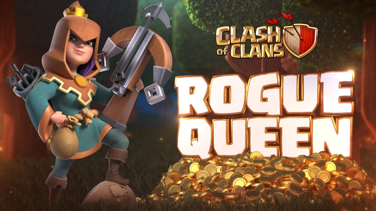 Rogue Queen Takes It All (Clash Of Clans Season Challenges)