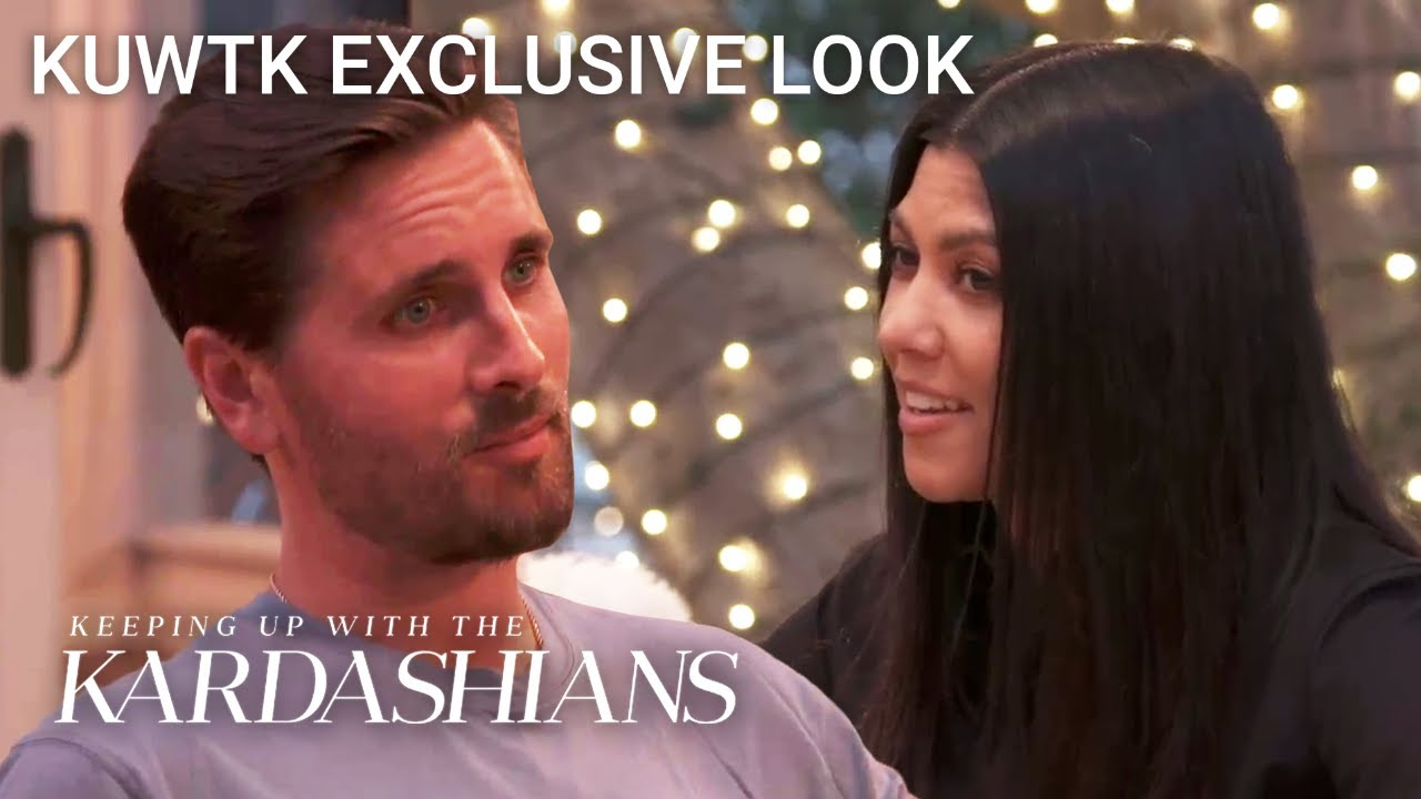 """Scott Disick Ready To Marry Kourtney """"Right Here, Right Now"""" 
