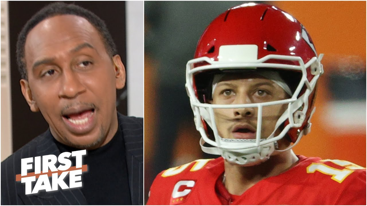The Patrick Mahomes GOAT talk is over! – Stephen A. on the Chiefs' loss to Tom Brady | First Take