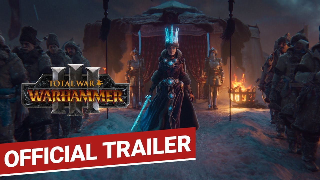 Total War: WARHAMMER III Announce Trailer – Conquer Your Daemons | Coming 2021