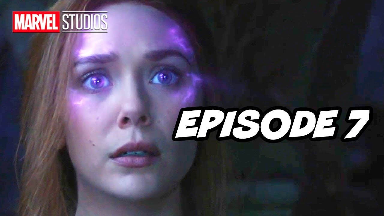 Wandavision Episode 7 Marvel TOP 10 Breakdown and Ending Explained