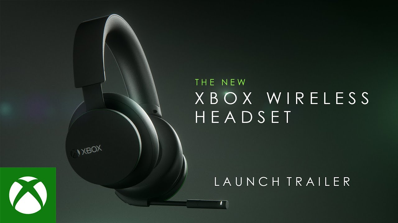 Xbox Wireless Headset – Launch Trailer