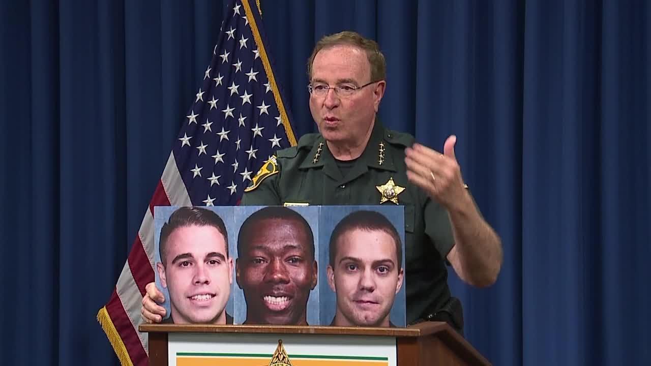 3 Polk County deputies arrested for evidence tampering