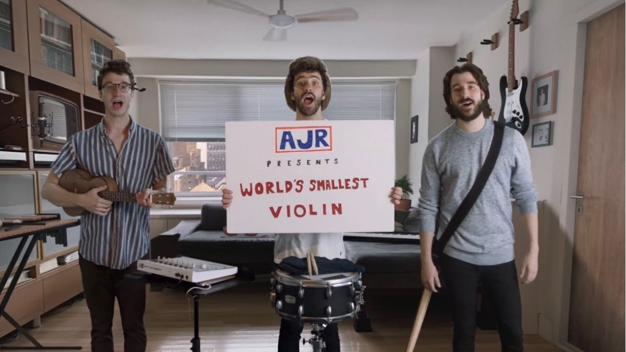 AJR – World's Smallest Violin (Official Video)