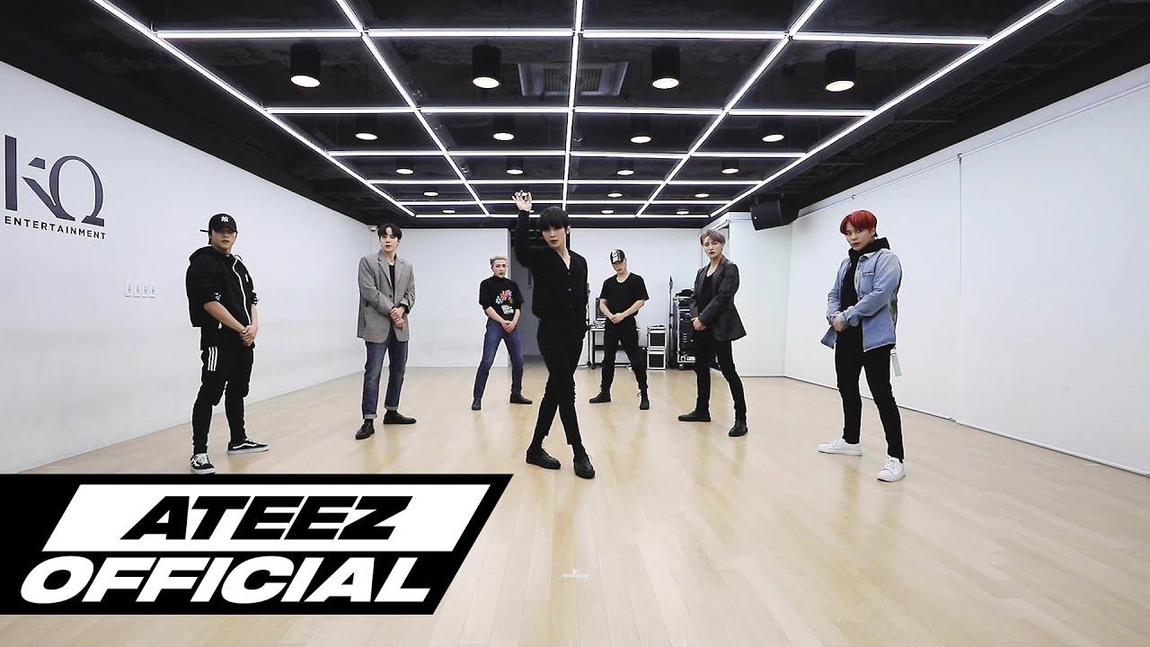 ATEEZ(에이티즈) – '불놀이야 (I'm The One)' Dance Practice