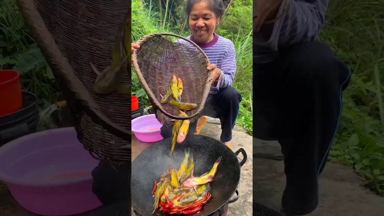 Amazong Cooking Video ! Grandma Cooking