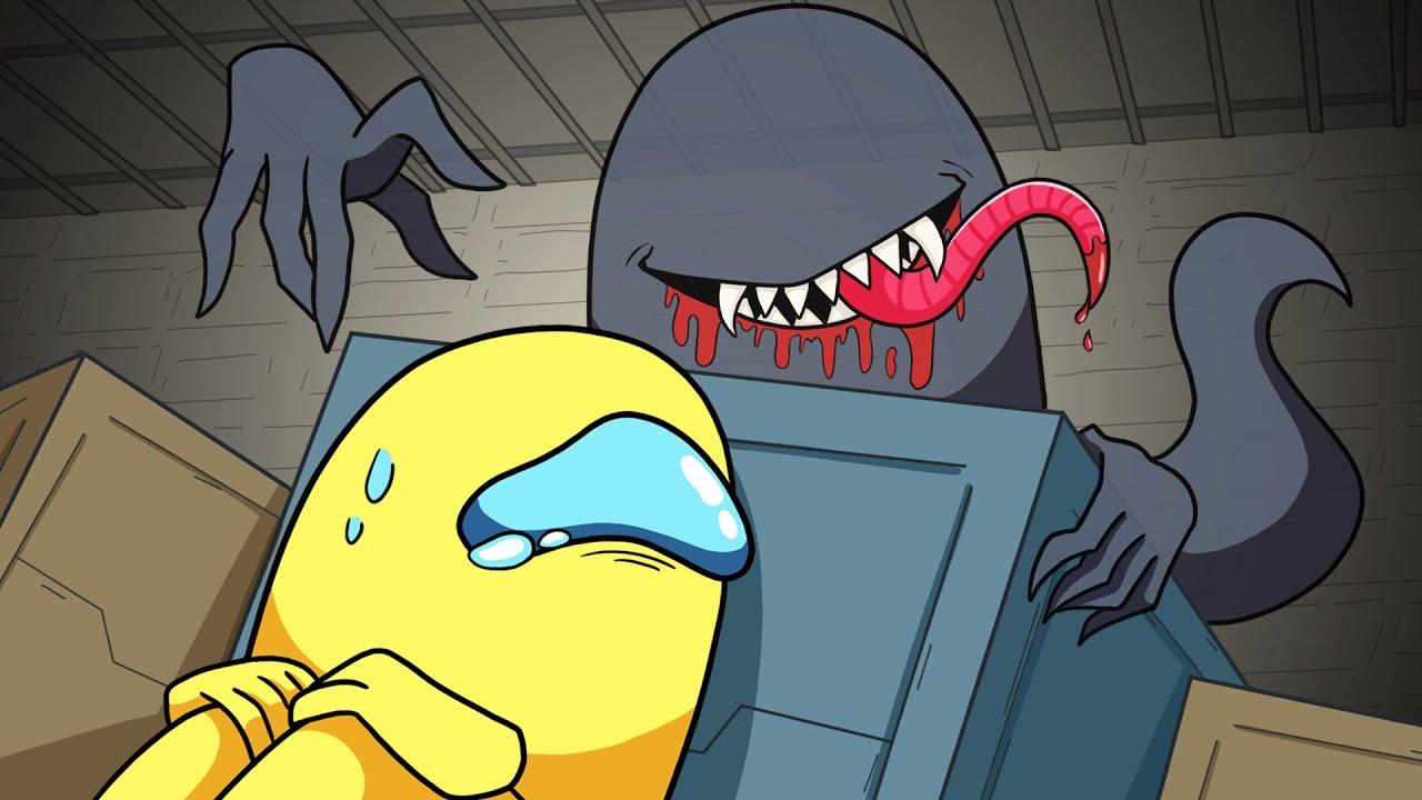 Among Us Logic: The Return of Novisor | Cartoon Animation