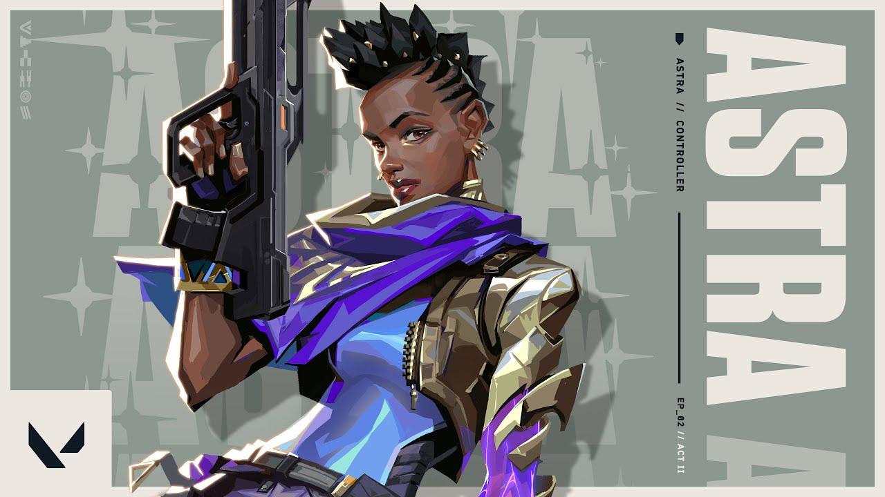 Astra Gameplay Reveal Trailer – VALORANT
