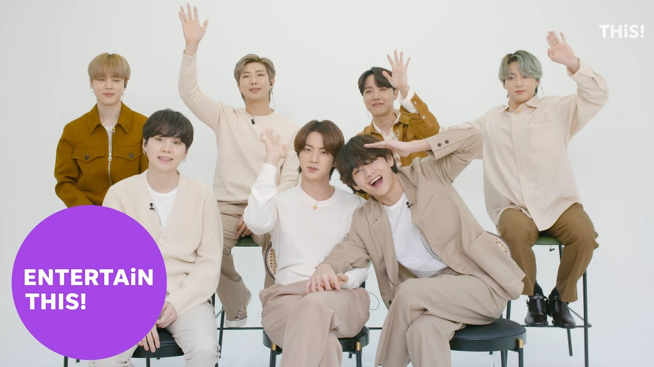 BTS shares how they feel as first time Grammy nominees and performers (FULL) | Entertain This