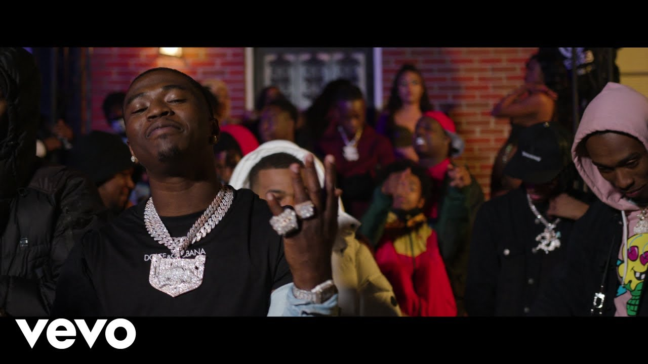 Bankroll Freddie Feat. Young Dolph – Rich Off Grass Remix (Official Video)