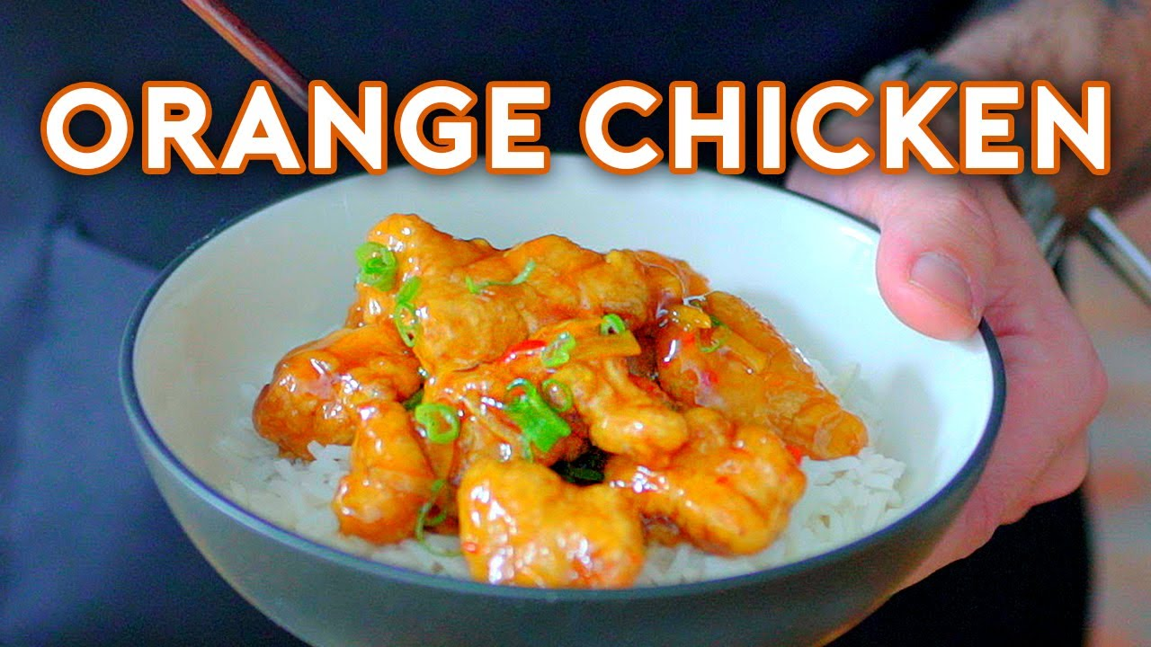 Binging with Babish: Sugar Chicken from Rick & Morty