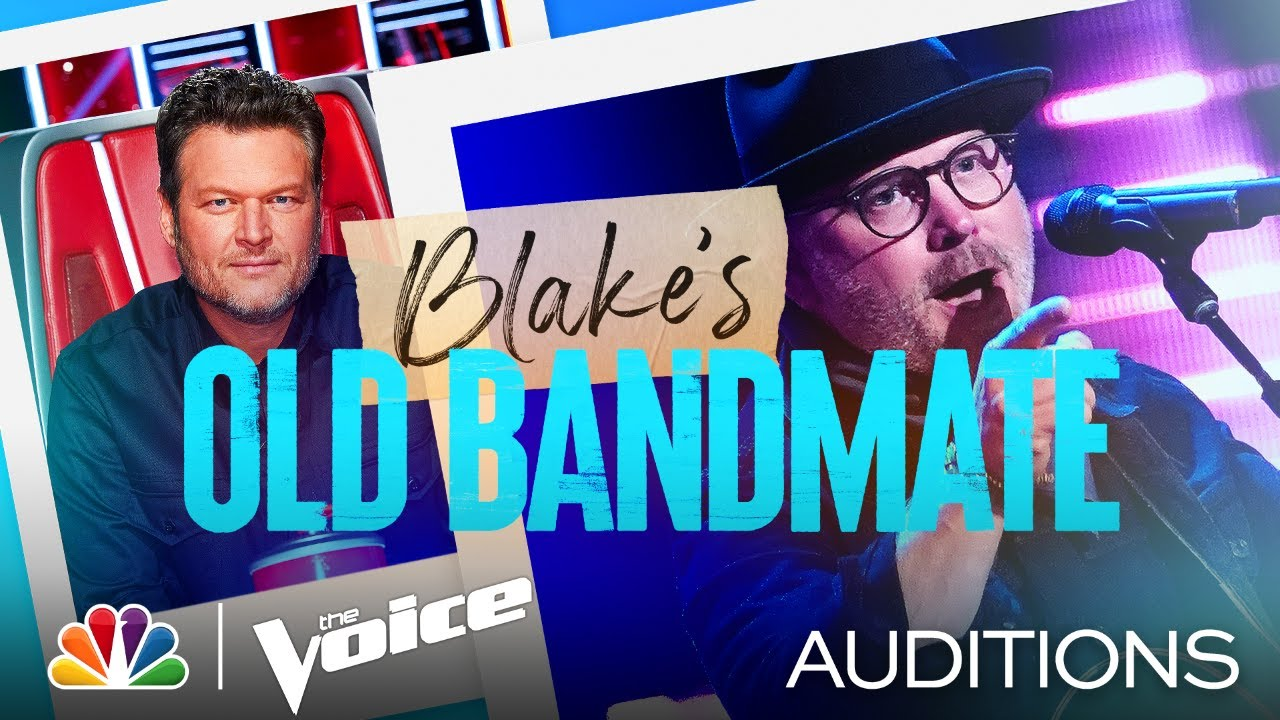"""Blake's Old Bandmate Pete Mroz on Blind Faith's """"Can't Find My Way Home"""" – Voice Blind Auditions"""