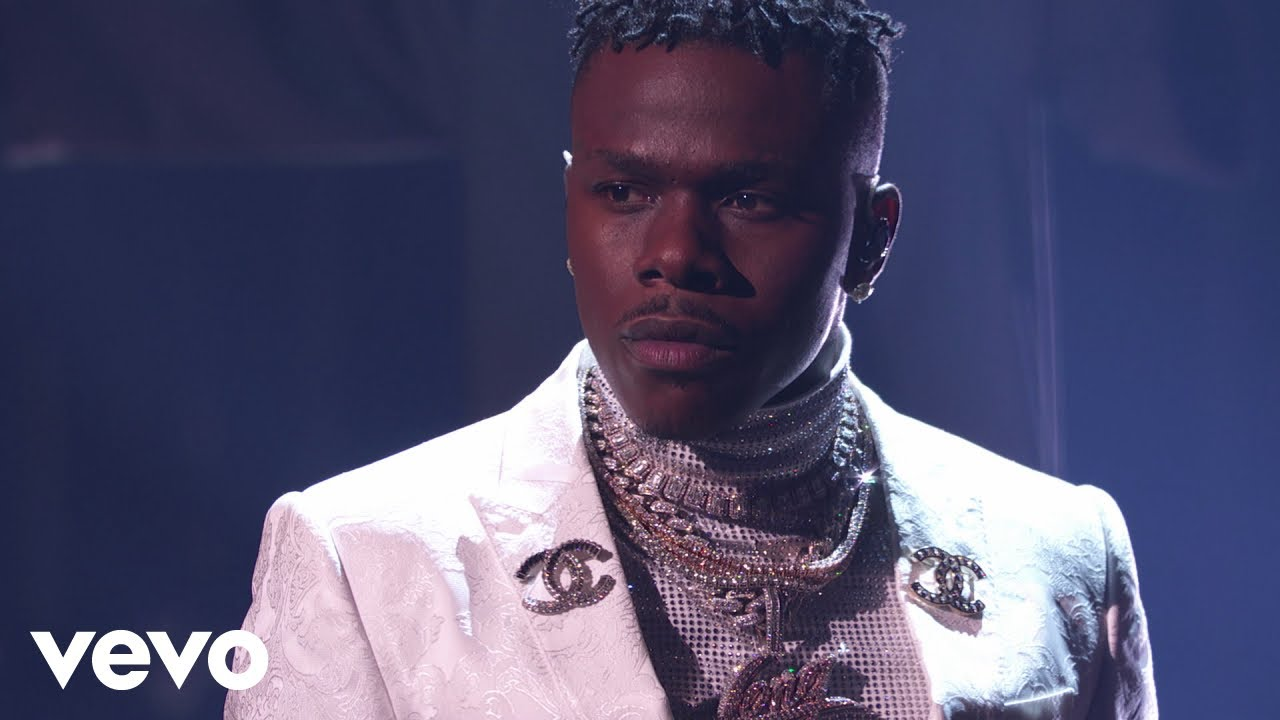 DaBaby – ROCKSTAR (Live From The 63rd GRAMMYs®/2021)