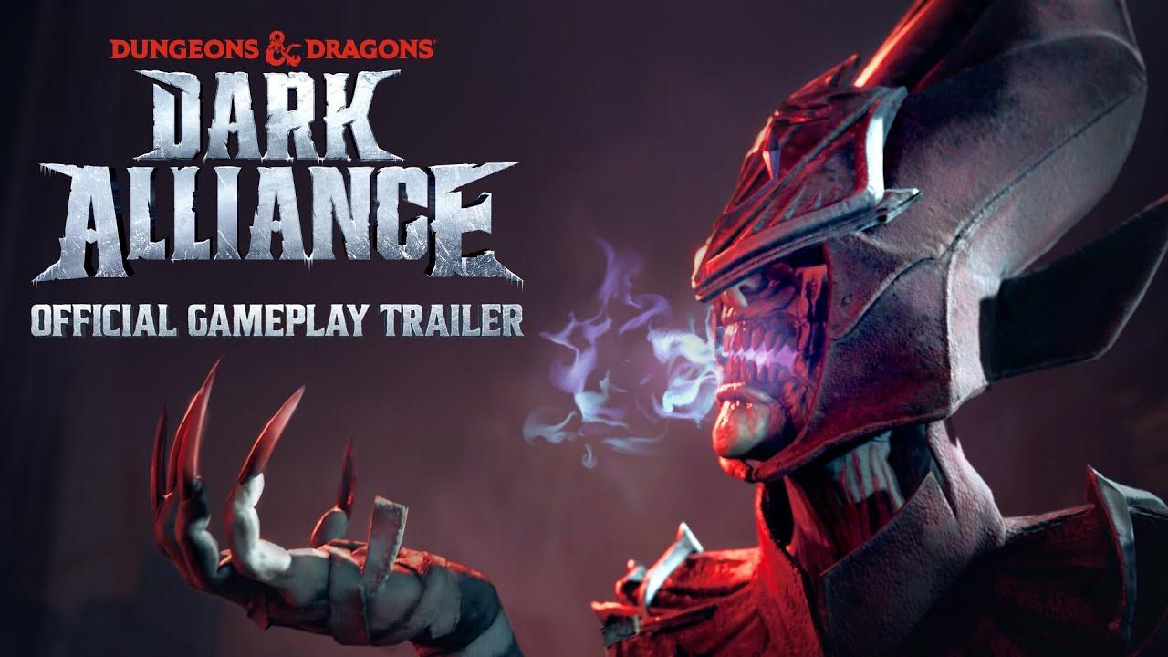 Dark Alliance – Official Gameplay Trailer