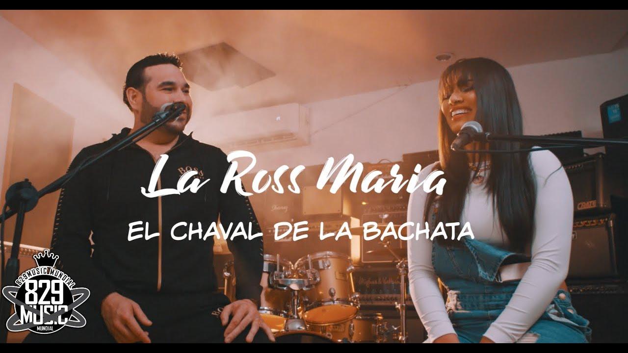 El Chaval De La Bachata x La Ross Maria – Estoy Perdido (Remix) Video Oficial