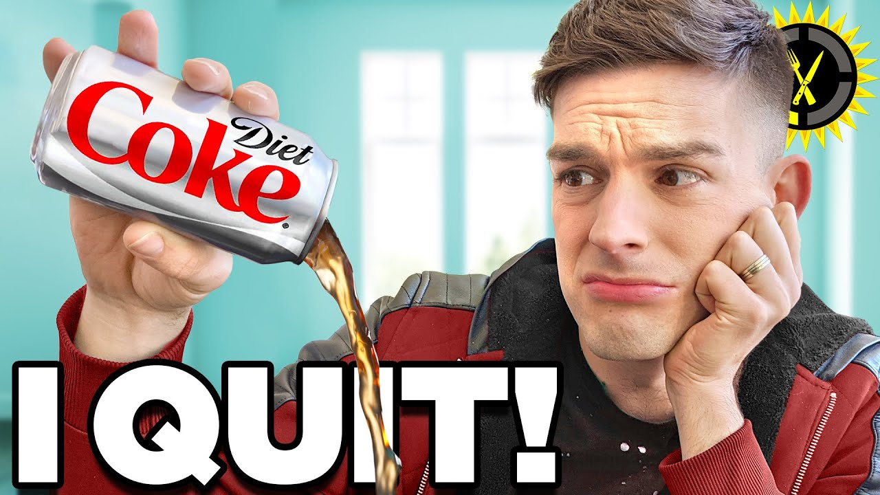 Food Theory: I QUIT Diet Coke!