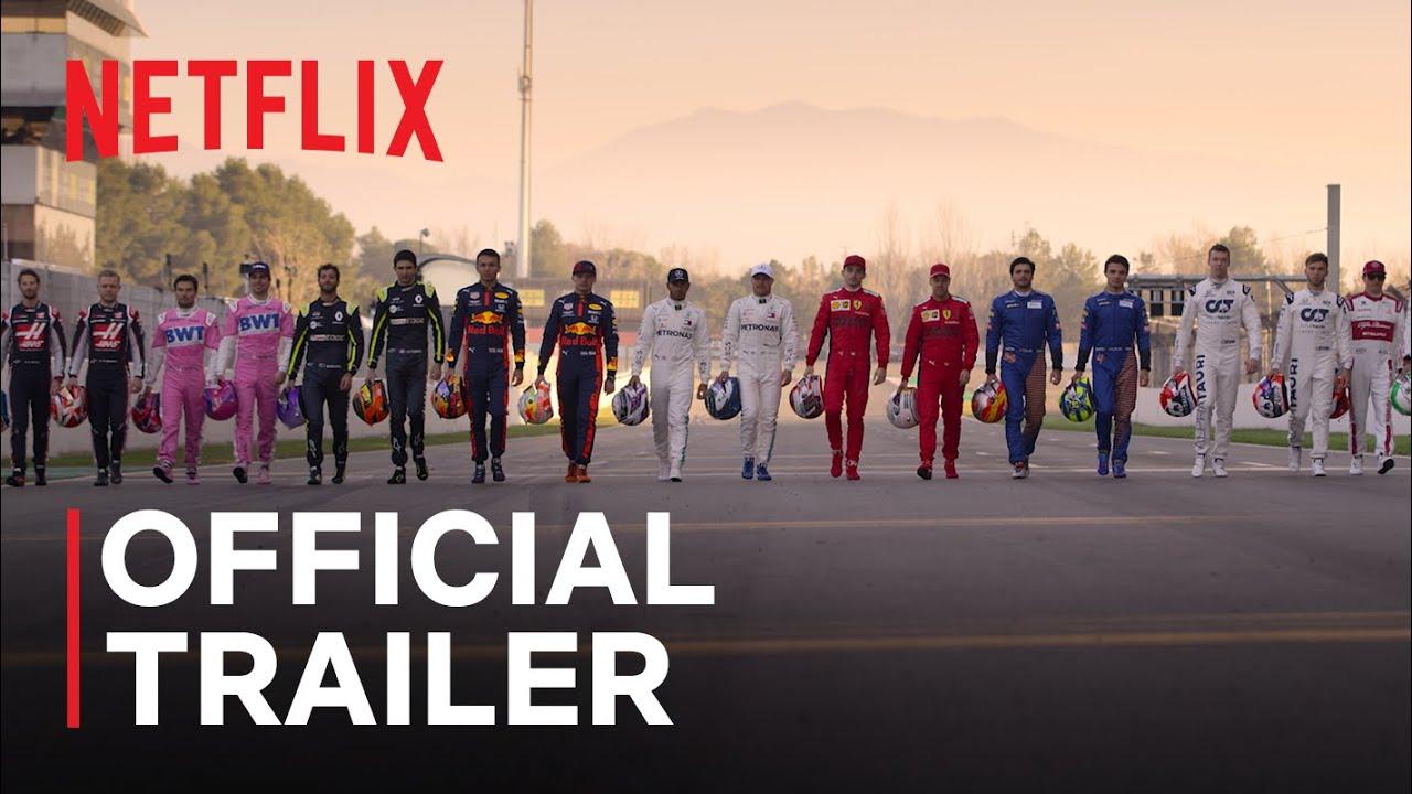 Formula 1: Drive to Survive Season 3 | F1 Netflix | Official Trailer