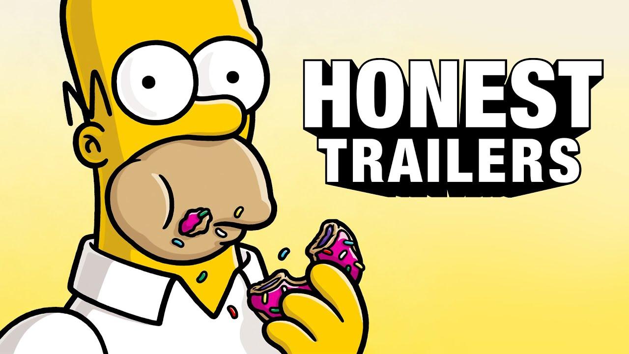 Honest Trailers | The Simpsons Movie