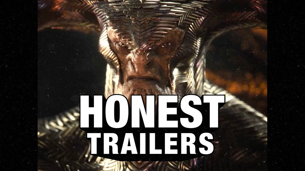 Honest Trailers | Zack Snyder's Justice League