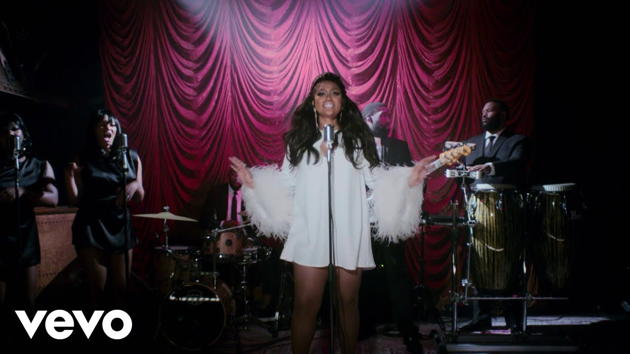Jazmine Sullivan – Pick Up Your Feelings (Official Video)